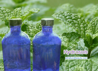 All ABout Hydrosols from Jeanne Rose