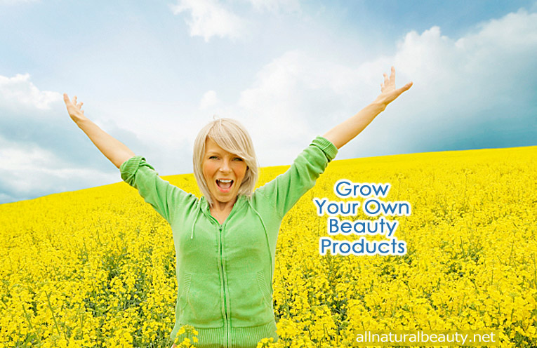 Grow Your Own Beauty Garden