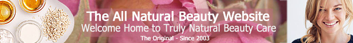 Welcome to The All Natural Beauty Website - For all of your natural beauty and wellness needs