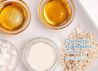 Cosmetic Ingredient Glossary