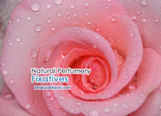 Fixatives in Natural Perfumery