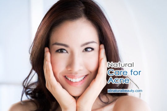 Natural Treatment for Acne