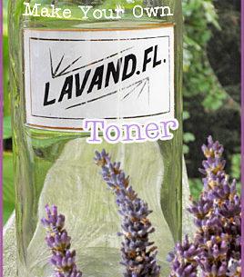 Lavender Toner