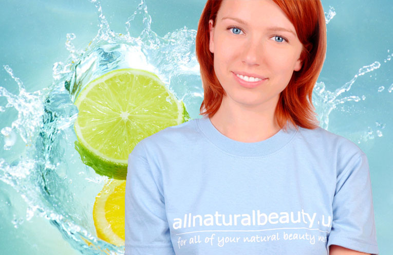The New & Improved All Natural Beauty Website