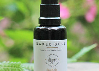 Product Spotlight on Naked Soul Aligned Sea Kelp Night Serum