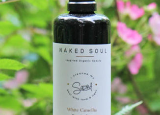 Sacred Creamy Cleansing Cream from Naked Soul