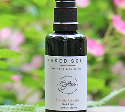 Goddess Face and Eye Cream from Naked Soul