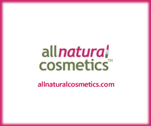 All Natural Cosmetics