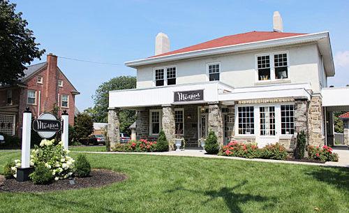 The Mansion on Main - Organic Salon & Spa
