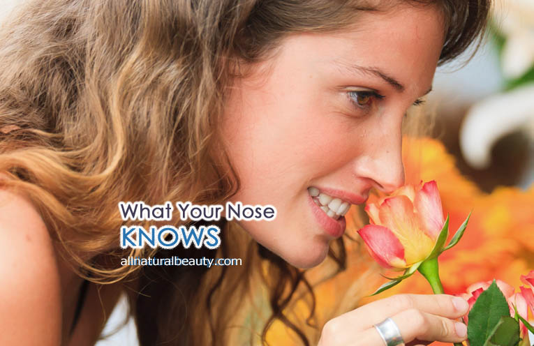 What Your Nose Knows by Alexandra Avery