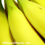 Banana MIY Recipe for Dry Skin