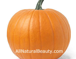 Pumpkin Facial Recipe from Jeanne Rose