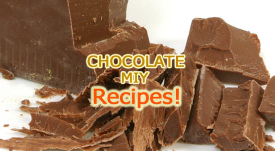 Four Chocolate Recipes for Body and Soul
