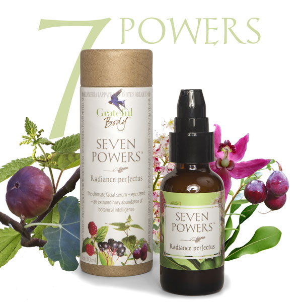 Grateful Body's 7 Powers Serum