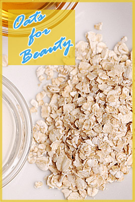 Oats for Beauty Care Recipes
