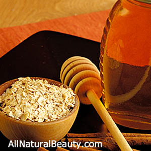 Oatmeal Cleanser Recipe by Li Wong