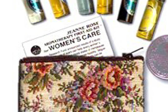 Jeanne Rose Essential Oil Kit Spotlight