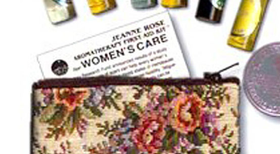 Jeanne Rose Essential Oil Kit Spotlight