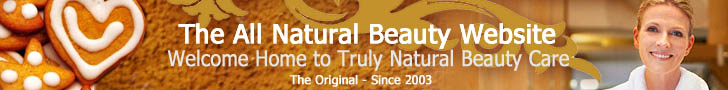 Happy Holidays from The All Natural Beauty Website!