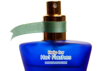 Help for Hot Flashes from Jeanne Rose