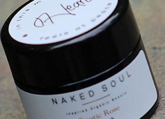 Heart Mask from Naked Soul