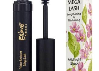Rejuva Minerals Mega Lash Mascara Review