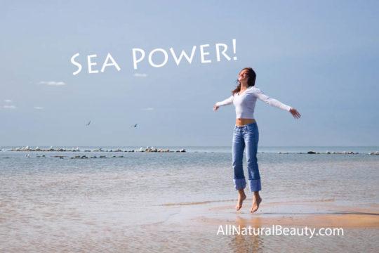 Sea-based Beauty Recipes