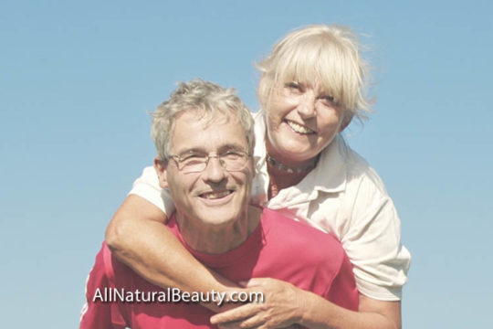 Natural Solutions for Age Spots