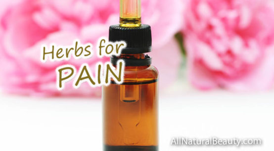 Best Herbs for Acute and Chronic Pain