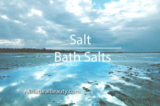 Salt - Bath Salts by Jeanne Rose