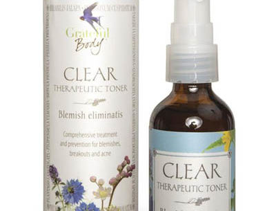 Grateful Body CLEAR Toner Review
