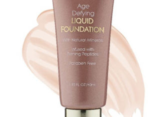 Rejuva Minerals Age Defying Liquid Foundation