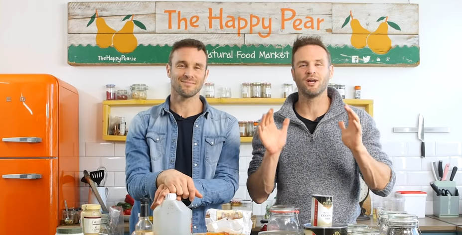 Happy Pear - How to Stock the Pantry for Pandemic