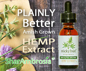Sticky Bud Organics Hemp Extract is a Superior Product in so many ways! Learn More
