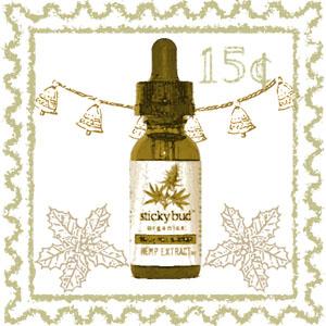 Sticky Bud Organics Hemp Extract
