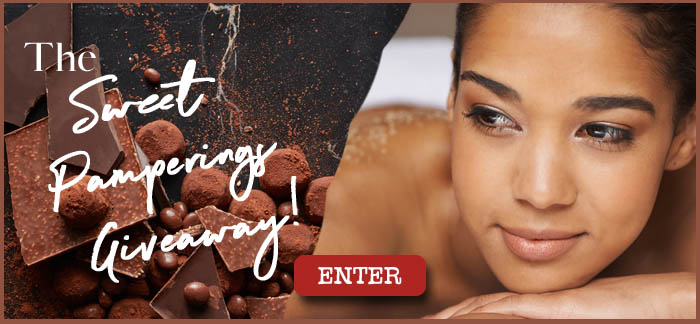 Enter the Sweet Pamperings Giveaway!